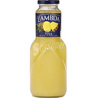 Lambda Néctar de piña Botella 1 l