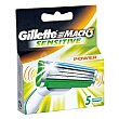 Cargador Mach3 Power Sensitive 5 ud Gillette