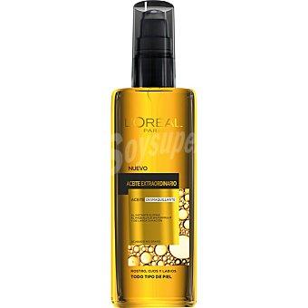 L'Oréal Aceite extraordinario desmaquillante para rostro ojos y labios para todo tipo de piel Frasco 150 ml