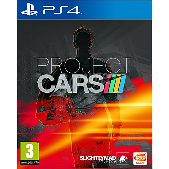 PS4 Videojuego Project Cars para Ps4