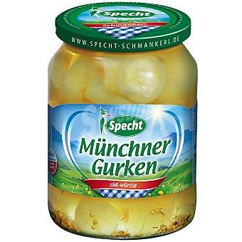 Specht Pickles Pepinillos pelados y troceados 420 g