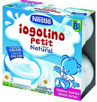 Iogolino Nestlé Postre nestle natural 4 X 100 GRS