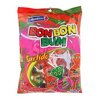 Bon Bon Bum Caramelo surtido 528 g