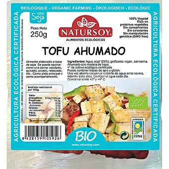 Natursoy bio tofu ahumado Envase 250 g