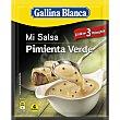 Salsa pimienta verde Sobre 59GRS Gallina Blanca