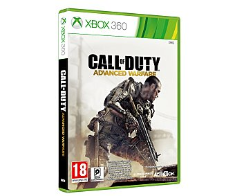Activision Call of duty advance warfare Xbox 360 1 unidad
