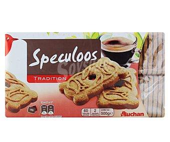 Auchan Galletas speculoos 500 gr
