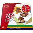 Barritas de chocolate Senses Mix Pack 12 x 10 g Kit Kat Nestlé