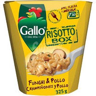 Riso Gallo Risotto box de pollo-champiñones Paquete 325 g