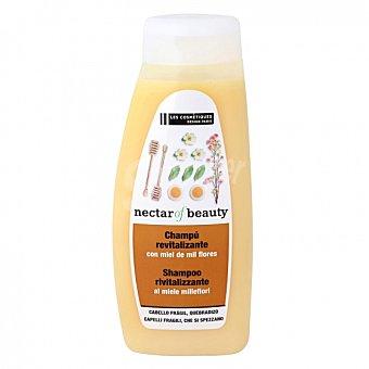Les Cosmétiques Champú revitalizante con miel de mil flores -nectar of Beauty 500 ml 500 ml
