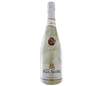 Pata Negra Cava brut nature Botella de 75 centilitros