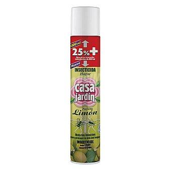 CASA JARDIN insecticida hogar perfume limón spray 750 ml