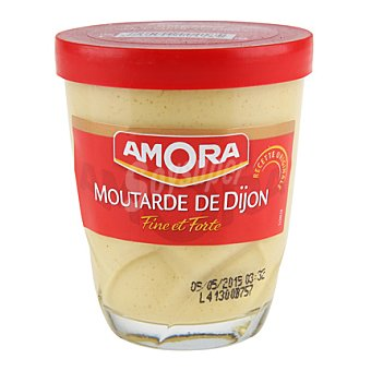 Amora Mostaza de Dijon en vaso de vino 150 g