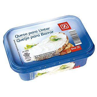DIA Queso para untar natural Tarrina 250 gr