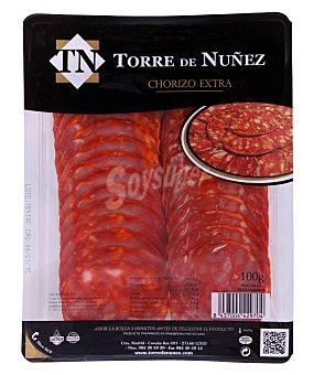Torre Nuñez Chorizo extra Sobre 100 g