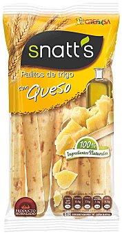 Grefusa Snatt's Palitos con queso Bolsa 56 g