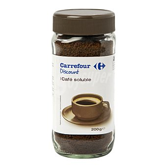 Carrefour Discount Café natural soluble 200 g