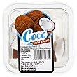 Coco troceado Tarrina 120 g