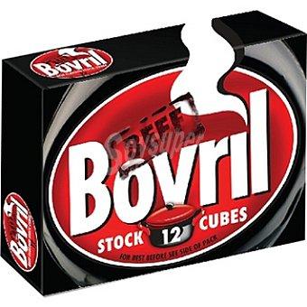 Bovril Concentrado de carne en pastillas Estuche 71 g