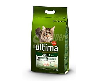 Ultima Affinity Pienso para gato adulto (1-10 años) 3 kilogramos