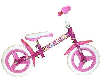 TOIMSA Bicicleta Infantil Princesas Disney sin Pedales, 10 Pulgadas 1 Unidad