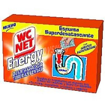 WC Net Energy tuberias lentas