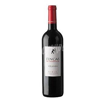 Fincas de Landaluce Vino D.O. Rioja tinto crianza 75 cl