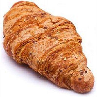 Eroski Croissant multicereal de mantequilla Unidad