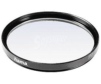 HAMA UV 58MM Filtro ultravioleta para objetivo, color neutro