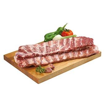 TIRA de costilla de cerdo fresca (peso aprox. ) 935 gr