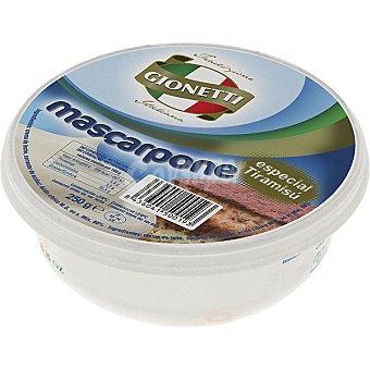 Gionetti Mascarpone Tarrina 250 g