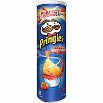 Pringles Patatas ketchup tubo 190 g
