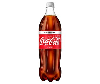 Coca-Cola Light Refresco de cola sin calorías Botella 1.25 l