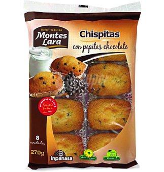 Inpanasa Chispitas con choco 270 G