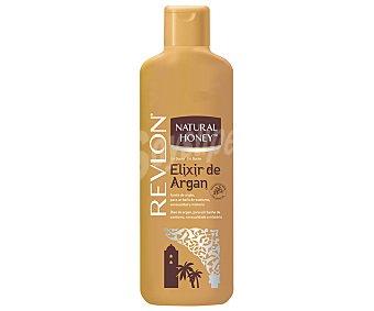 Natural Honey Loción Nutritiva Sensorial Elixiir de Argán 400 Mililitros
