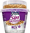 Yogur Kaiku Sin Lactosa Mix Natural 175 gr Kaiku