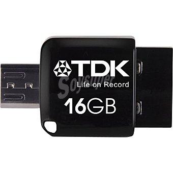 TDK Pen Drive 2 en 1 16 GB 1 unidad