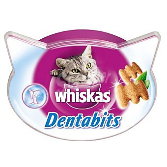 Whiskas Snack Dentabits Tarrina de 40 g