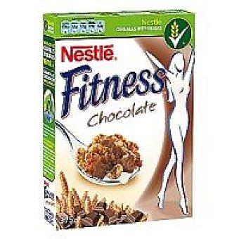 Fitness Nestlé Cereales Fitness de desayuno con chocolate Paquete 375 g