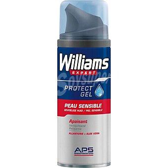 Williams Expert gel de afeitar Protect piel sensible Spray 200 ml