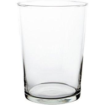 AL INITIAL Vasos de vidrio de sidra 53 cl set de 4 unidades 53 cl