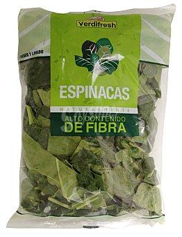 VARIOS Espinacas frescas Bolsa 300 g