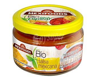 Mexifoods Salsa mexicana ecológica Tarro 260 g