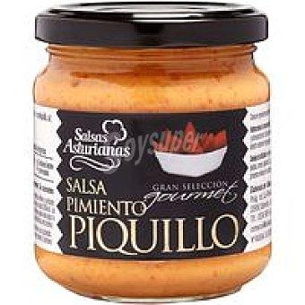 Salsas Asturianas Salsa pimiento de piquillo Frasco 190 g