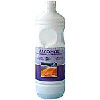 HIPERCOR alcohol para quemar botella 1 l
