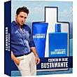 Esencia In Blue eau de toilette natural masculina spray 100 ml + bálsamo aftershave Tubo 75 ml Bustamante