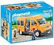 Escenario de juego Autobús escolar, City Life 6866 playmobil  Playmobil