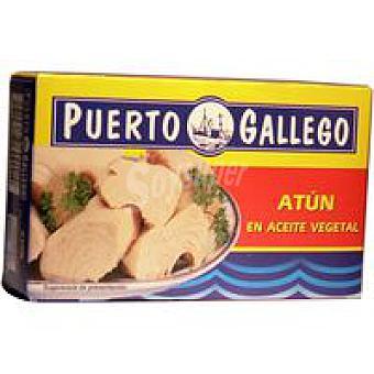 PUERTO GALLEGO Atún en aceite vegetal Lata 120 g