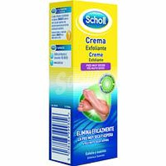Scholl Scholl crema exfoliante pies muy secos 60ML