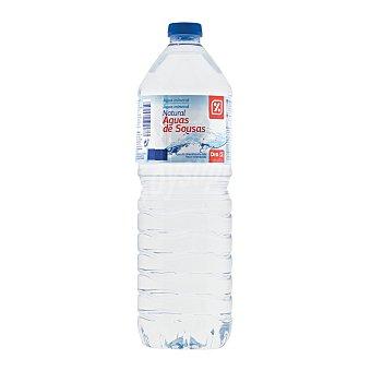 DIA Agua mineral natural botella 1.5 lt 5 lt